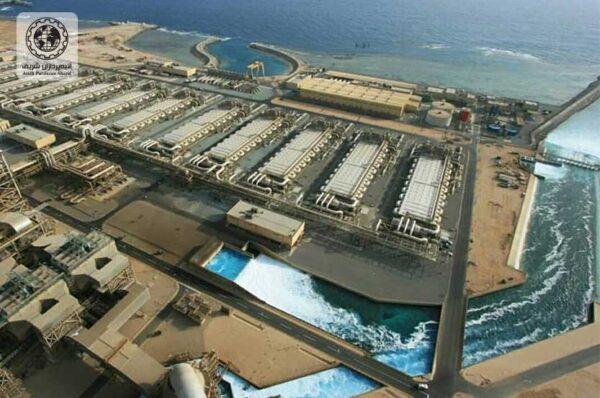 شیرینسازی آب دریای خزر